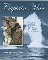 Captain Mac book cover